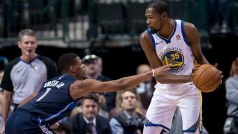 Warriors Vs. Mavericks Watch Guide: Lineups, Injury Report, Player Usage