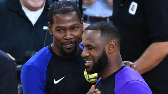 Ex-Cavs GM Changes His Mind on Kevin Durant's Future With Warriors