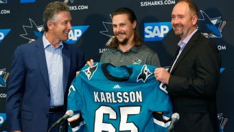 What Erik Karlsson Contract With Sharks Means for Rest of Offseason
