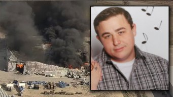 After Texas Plant Explodes, Search Resumes for Missing Worker
