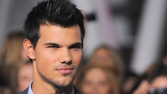 "Taylor Lautner Talks ""Breaking Dawn-Part 2"" Fan Madness"