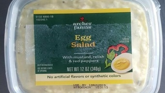 Elevation Foods Recalls Egg Salad, Tuna Salad Due to Possible Listeria Outbreak