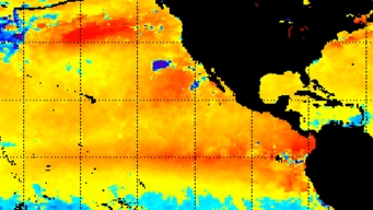 Nearing El Niño Could Ease Calif. Drought