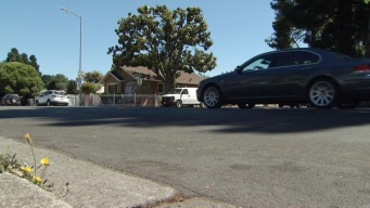 East Palo Alto PD Search for Driver in Apparent Hit-and-Run