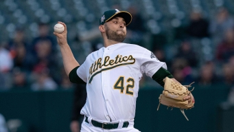 A's Release Struggling Pitcher Marco Estrada After Constant Back Issues