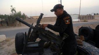 ISIS Commander in Fallujah Killed in US Strike: Military