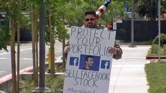 Facebook Faces Investors, Protesters at Shareholder Meeting