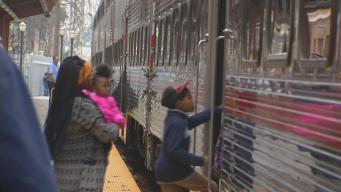 Celebration Train From San Jose to San Francisco Marks MLK's Journey