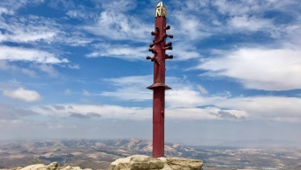 What's Behind and Inside the Famous Pole Atop Mission Peak