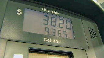 Gas Prices in Bay Area on the Brink of $4 Per Gallon