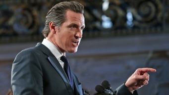 It's Official: Newsom Files to Run for California Governor