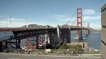 Golden Gate Bridge Patrols Bolstered For New Year's Weekend