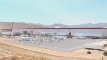 Tesla Opens $5B Gigafactory to Expand Battery Production