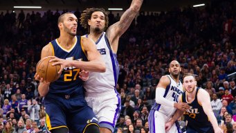 NBA Gameday: Cauley-Stein Vs Gobert the Matchup to Watch
