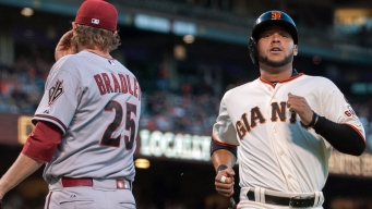 Former Giants OF Gregor Blanco Agrees to Deal With NL West Rival