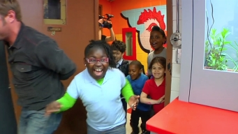The Kids of the Harlem YMCA Get a New Kitchen