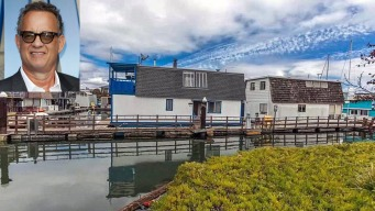 East Bay Houseboat Where Tom Hanks Once Lived Is Up For Sale