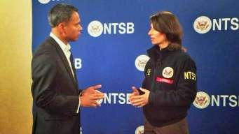 The Face of the NTSB: Deborah Hersman