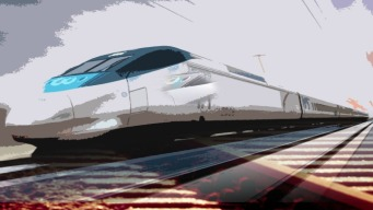 High-Speed Rail – Don't Stop Now