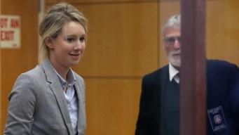 Theranos Founder Elizabeth Holmes in SJ Court in Fraud Case