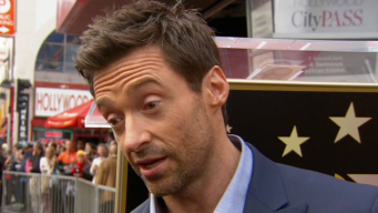 Hugh Jackman Gets a Star on the Hollywood Walk of Fame