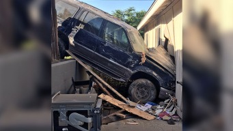 Calif. Girl Injured When Car Plows Through Her Bedroom