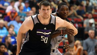 Report: Kings to Sign Summer League Standout to Two-way Contract