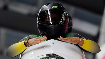Jamaican Women Join Bobsled Party With 1st Olympic Run