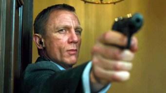 "James Bond's ""Skyfall"" Lands"
