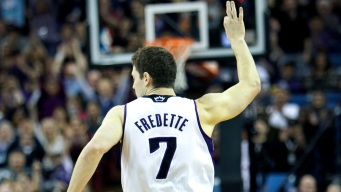 Former Kings Top Draft Pick Fredette Scores 73 Points for Shanghai Sharks