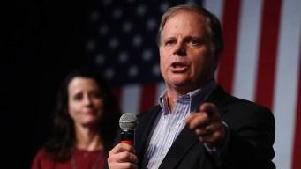 Trump Shouldn't Resign Over Misconduct Allegations: Jones