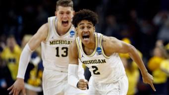 a5ffa7aa Watch Warriors Draft Pick Jordan Poole's 2018 March Madness Game-winner