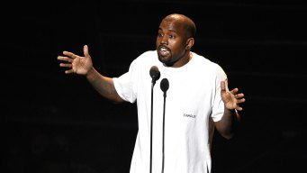 Kanye West at VMAs: Talks Taylor Swift, Debuts 'Fade' Video