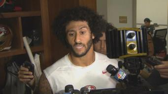 Kaepernick Condemns Police Brutality, Backs Racial Justice