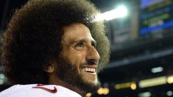 49ers QB Kaepernick Wears Shirt to Honor Black Panther Party