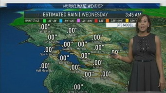 Kari Hall's Monday Forecast: Two More Dry Days
