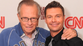 Larry King and Ryan Seacrest On Their Great Friendship