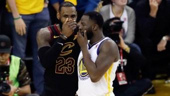 NBA Rumors: Draymond Green Close to Hiring Agent Who Reps LeBron James