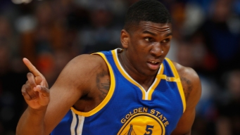 Looney, Iguodala Out for Warriors Game in Memphis