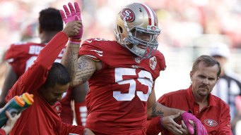 49ers Expect Aaron Lynch to Return to Action Vs Jets