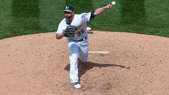Mariners Sign Former A's Lefty Reliever to $11 Million Deal Over Two Years