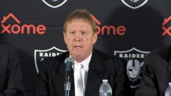 Raiders Owner Mark Davis Says He Would Spend $500M in Vegas to Move Team