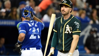 MLB Rumors: Matt Joyce Released by Giants After Three Days With Team