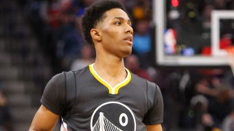 Warriors Rookie McCaw Starts Vs Nets With Durant Ruled Out