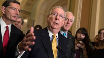 McConnell's Mission: Finding Votes for Senate Health Bill