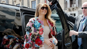 First Lady Set to Embark on 1st Solo Trip Outside US
