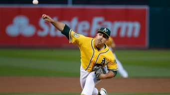 Mengden Shuts Down White Sox, Olson Homers as A's Win 8-1