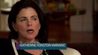 """Sen. Feinstein's Daughter on """"Growing Up Feinstein"""""""