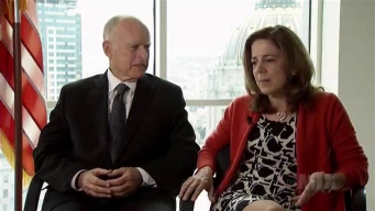 Meet Gov. Brown's Most Trusted Advisor, His Wife