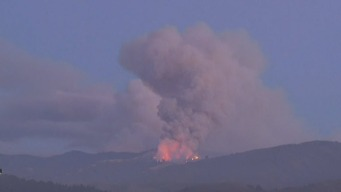 Monterey County Wildfire Grows to More Than 11,000 Acres